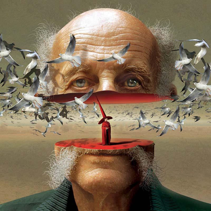 Artworks by Igor Morski 91 Фотографические метаморфозы от мастера фотоманипуляций Игоря Морски