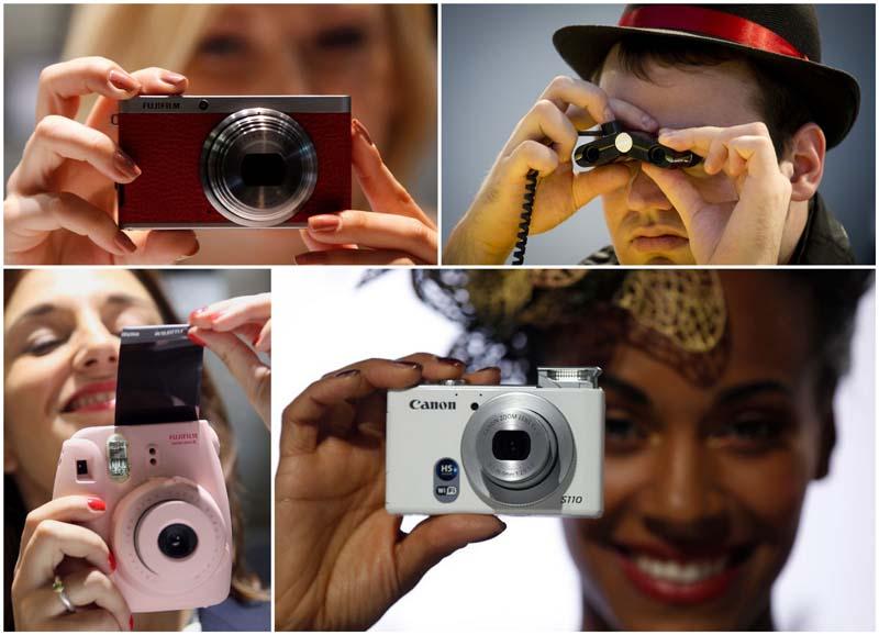 В Кельне проходит Международная фотовыставка Photokina 2012