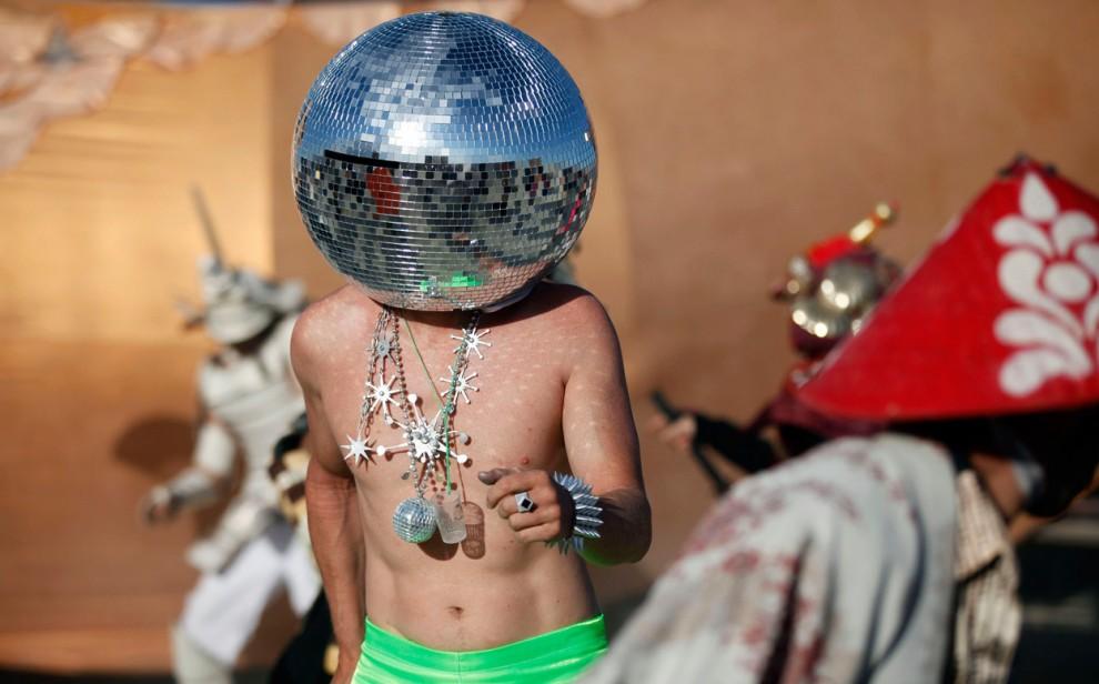 Burning Man 1 Фестиваль «Burning Man 2012»