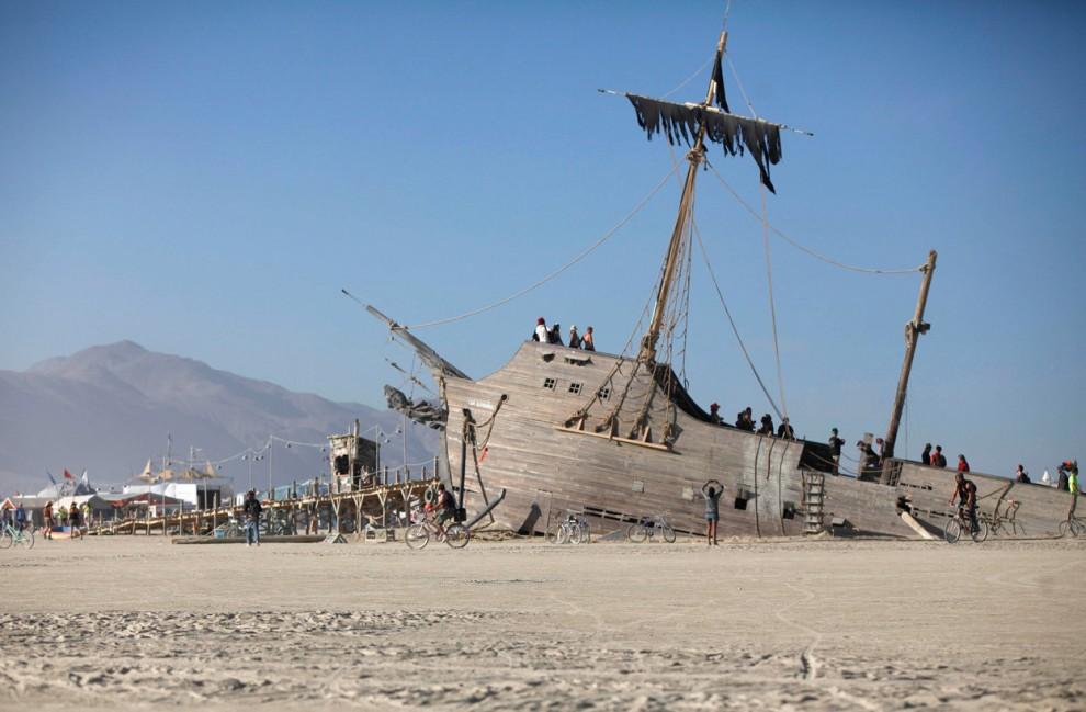 Burning Man 12 Фестиваль «Burning Man 2012»