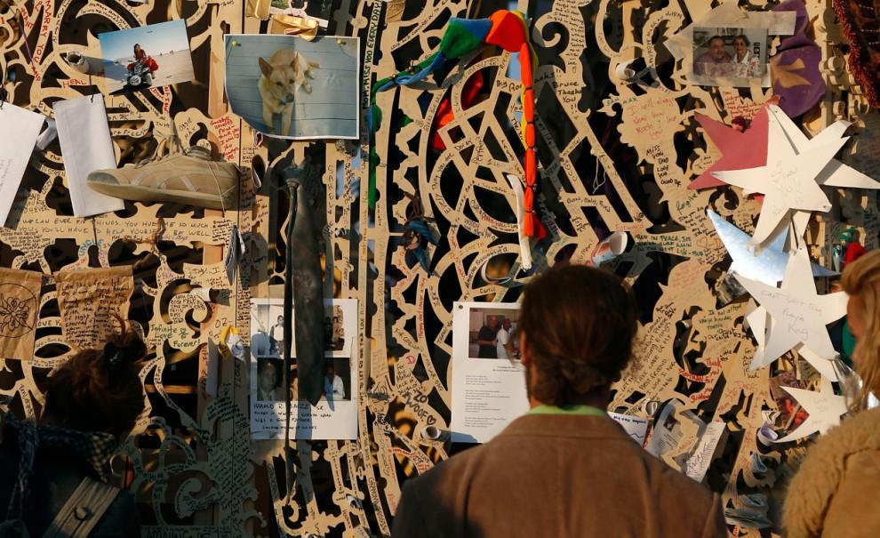 Burning Man 17 Фестиваль «Burning Man 2012»