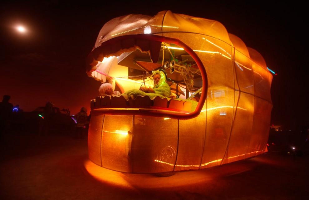 Burning Man 18 Фестиваль «Burning Man 2012»