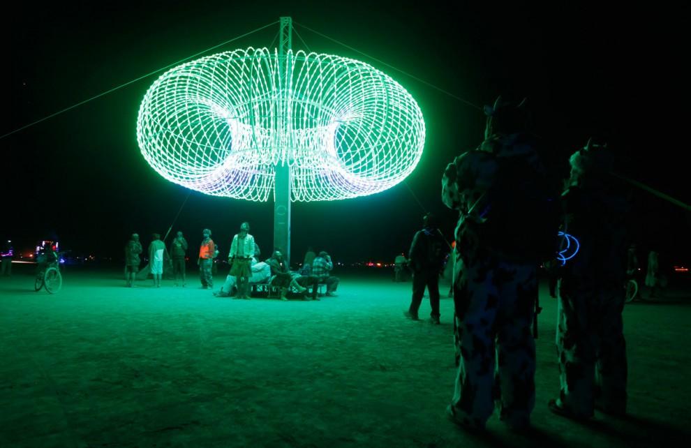 Burning Man 19 Фестиваль «Burning Man 2012»
