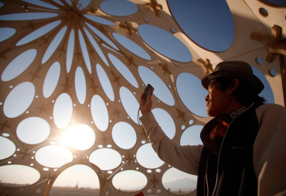 Burning Man 2 Фестиваль «Burning Man 2012»