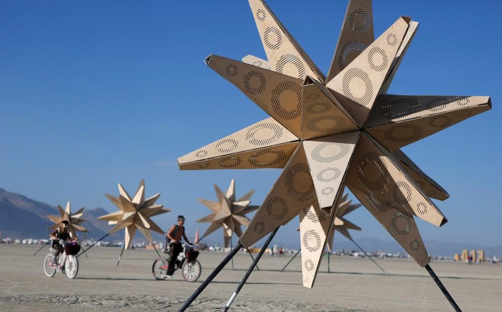 Burning Man 21 Фестиваль «Burning Man 2012»