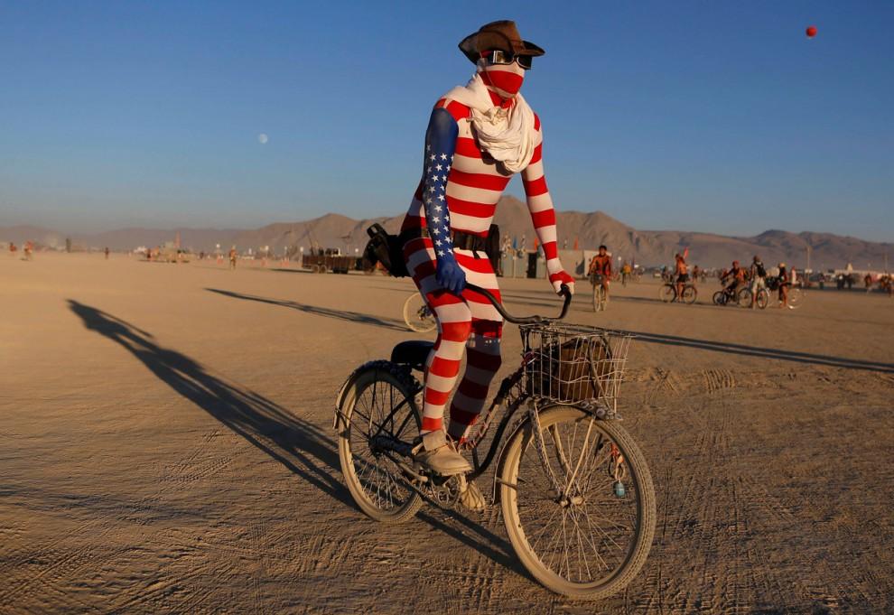 Burning Man 23 Фестиваль «Burning Man 2012»
