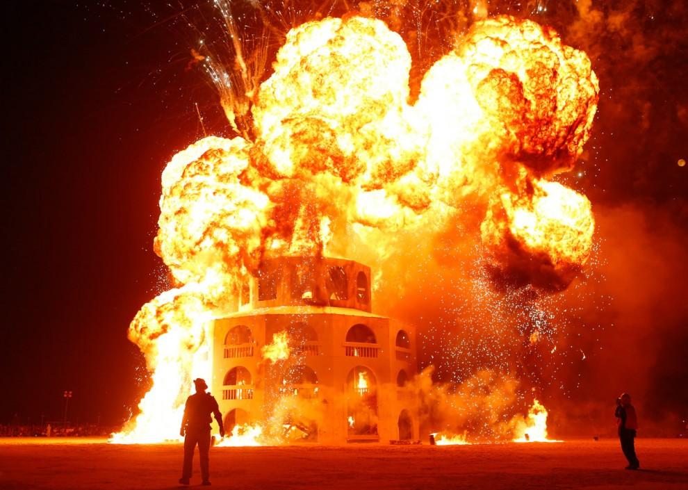 Burning Man 27 Фестиваль «Burning Man 2012»