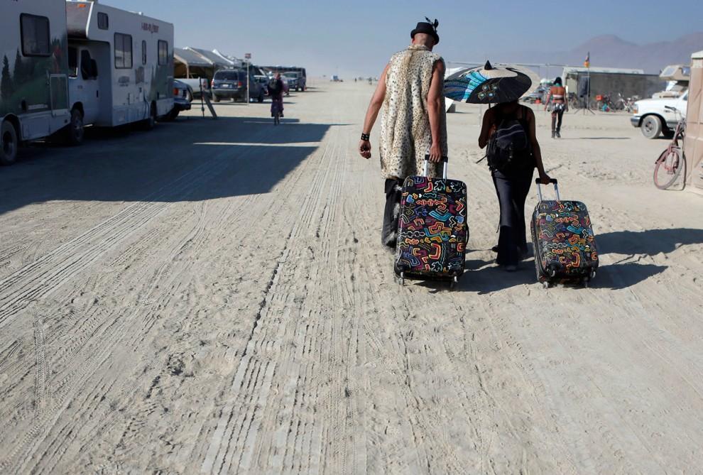 Burning Man 30 Фестиваль «Burning Man 2012»
