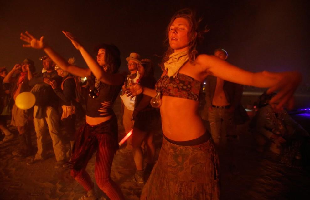 Burning Man 9 Фестиваль «Burning Man 2012»