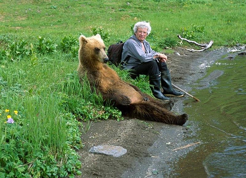 Chill Like A Bear 8 Учимся отдыхать, как медведи