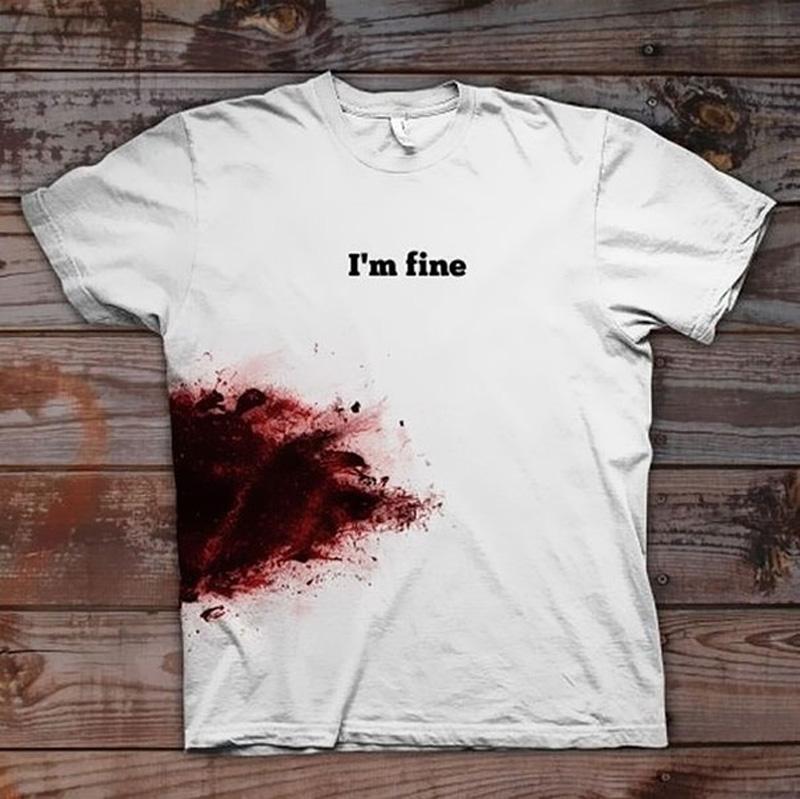 Creative T Shirts 16 Необычные футболки
