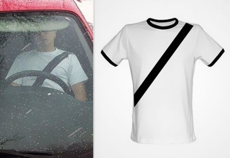 Creative T Shirts 17 Необычные футболки