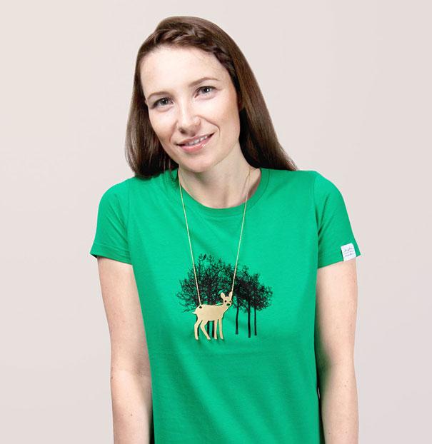 Creative T Shirts 3 Необычные футболки