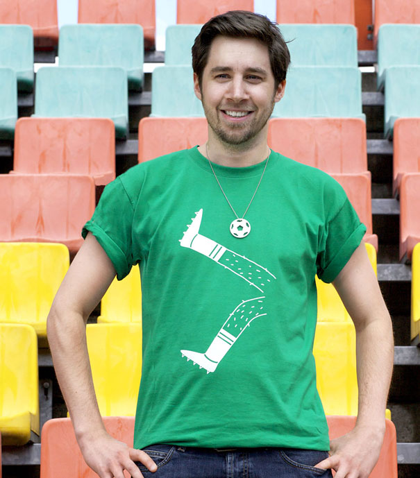 Creative T Shirts 4 Необычные футболки