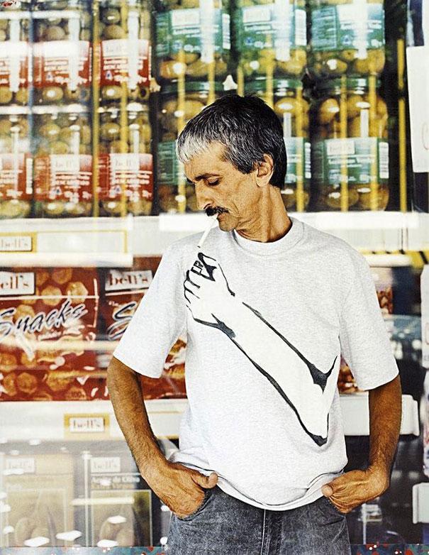 Creative T Shirts 6 Необычные футболки