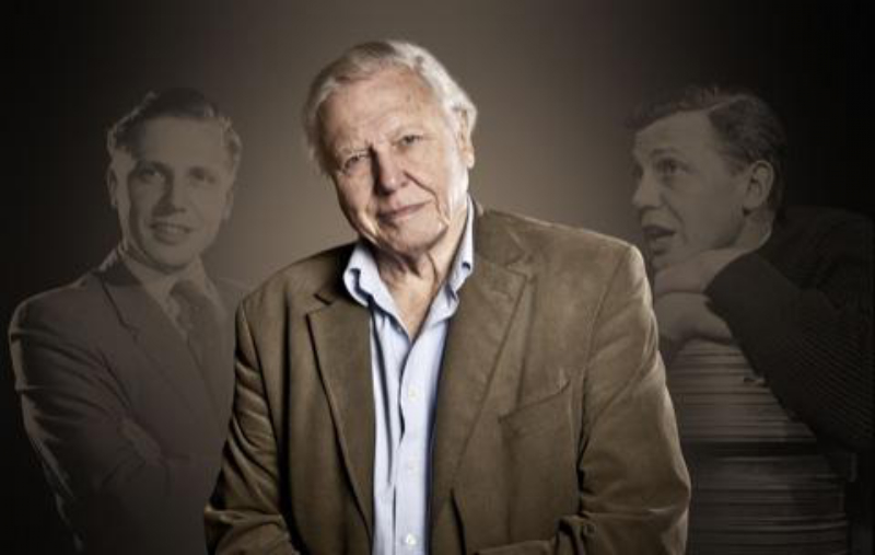 David Attenborough00 Дэвид Аттенборо   пионер документальных фильмов о природе
