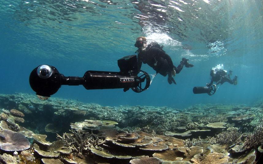 Explore coral reefs 4 Коралловые рифы в фотографиях