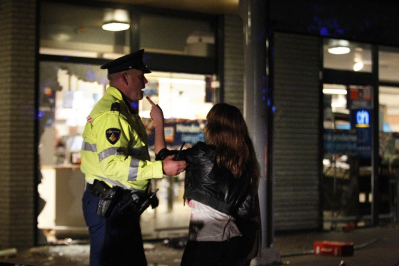Из-за ошибки на Facebook день рождения юной голландки перерос в беспорядки