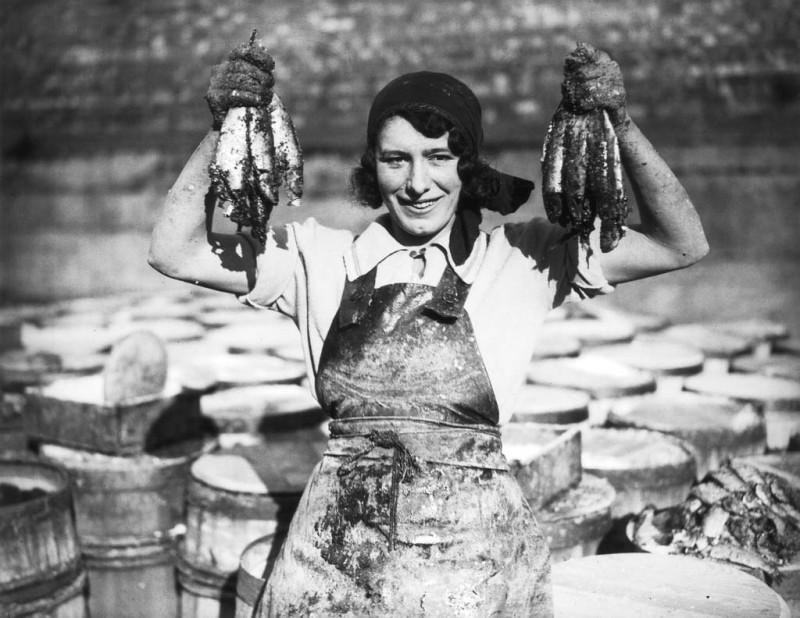 Fisherwomen 17 800x618 Рыбачки