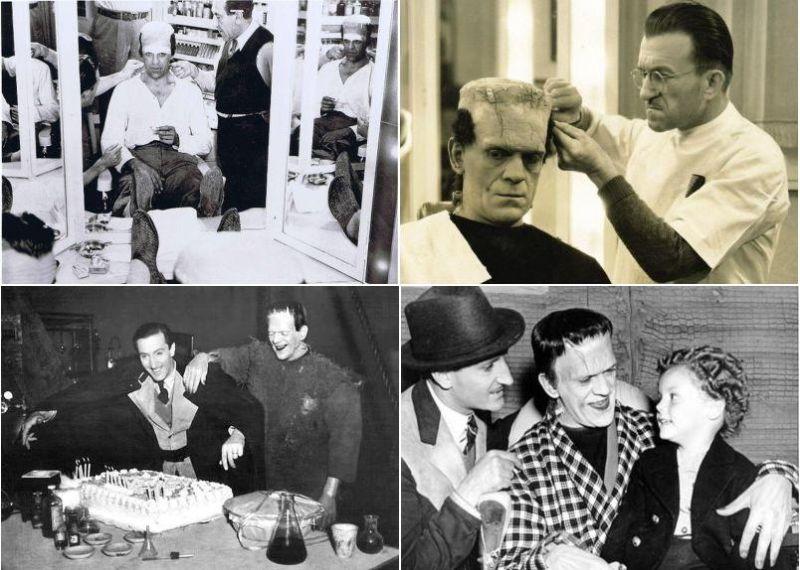 За кулисами классических фильмов о Франкенштейне