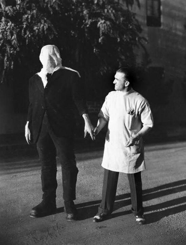 Frankenstein07 За кулисами классических фильмов о Франкенштейне