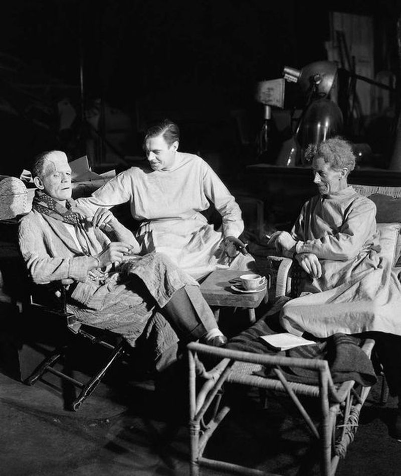 Frankenstein11 За кулисами классических фильмов о Франкенштейне