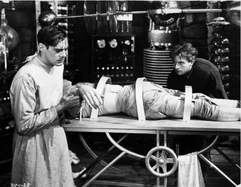 Frankenstein12 За кулисами классических фильмов о Франкенштейне