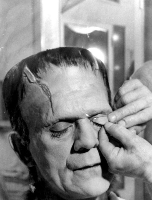 Frankenstein13 За кулисами классических фильмов о Франкенштейне