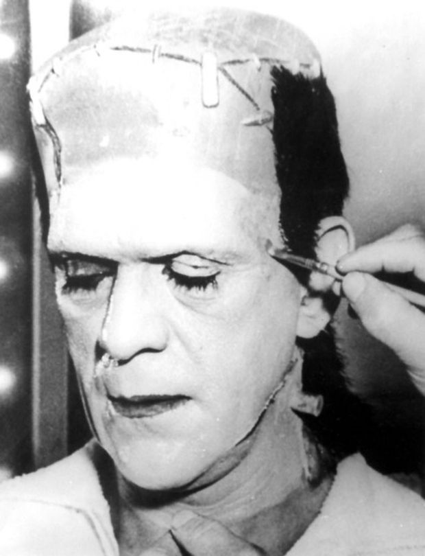 Frankenstein15 За кулисами классических фильмов о Франкенштейне