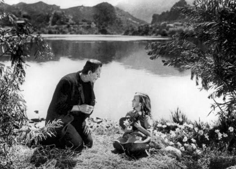 Frankenstein16 За кулисами классических фильмов о Франкенштейне