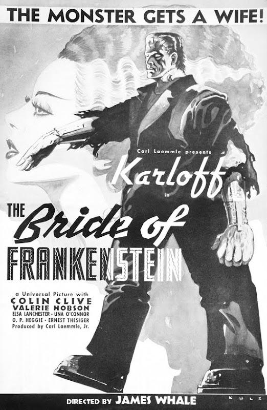 Frankenstein17 За кулисами классических фильмов о Франкенштейне
