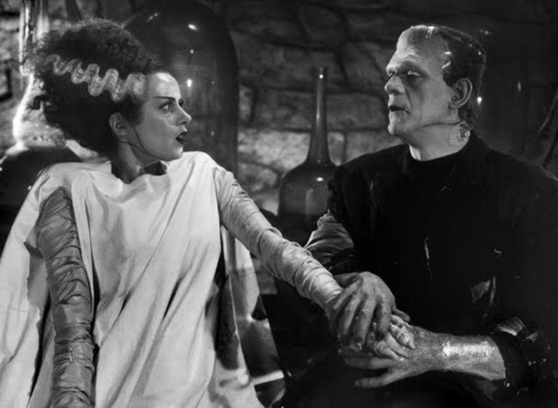 Frankenstein18 За кулисами классических фильмов о Франкенштейне