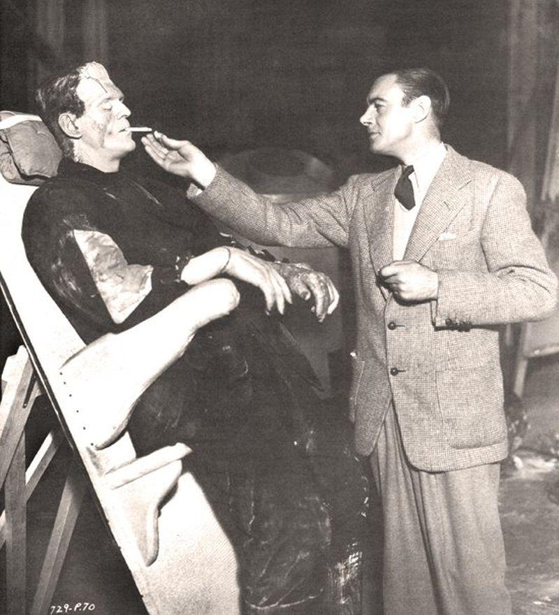 Frankenstein21 За кулисами классических фильмов о Франкенштейне