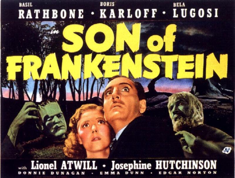 Frankenstein24 За кулисами классических фильмов о Франкенштейне