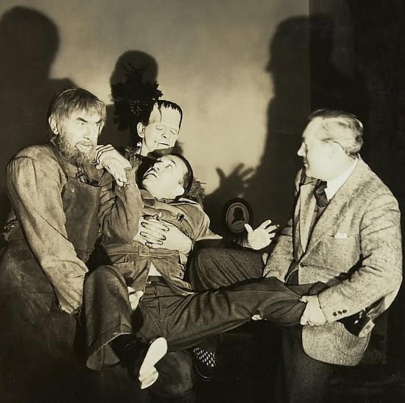 Frankenstein25 За кулисами классических фильмов о Франкенштейне