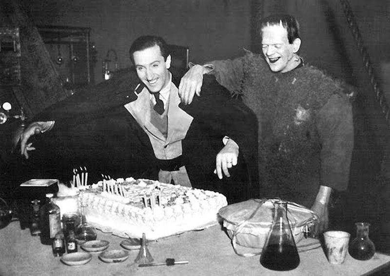 Frankenstein28 За кулисами классических фильмов о Франкенштейне