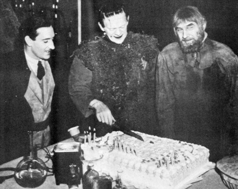 Frankenstein29 За кулисами классических фильмов о Франкенштейне