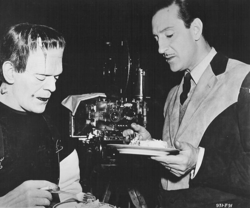 Frankenstein30 За кулисами классических фильмов о Франкенштейне