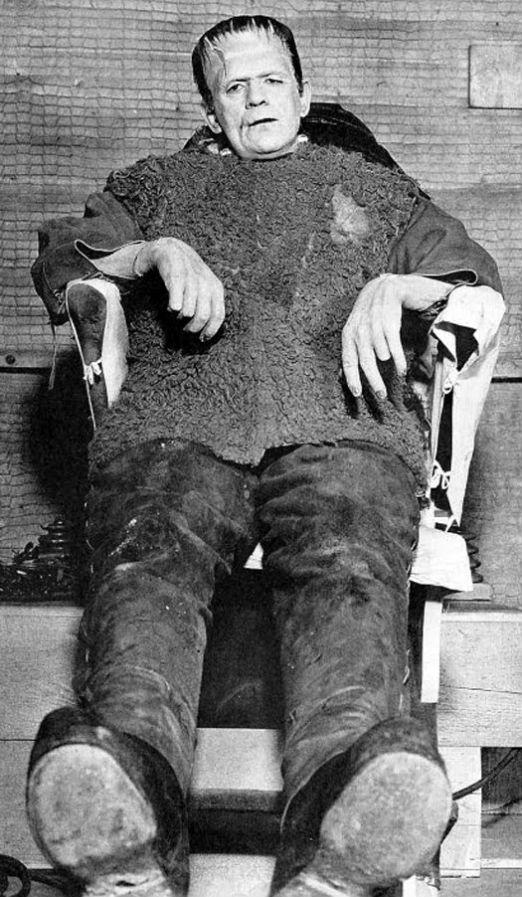 Frankenstein31 За кулисами классических фильмов о Франкенштейне