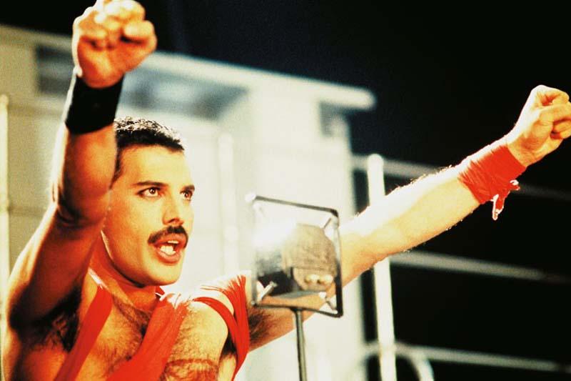 Freddie Mercury 11 Фредди Меркьюри   Великий Притворщик