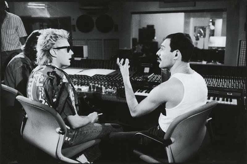 Freddie Mercury 15 Фредди Меркьюри   Великий Притворщик