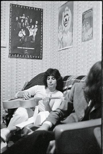 Freddie Mercury 4 Фредди Меркьюри   Великий Притворщик