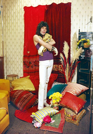 Freddie Mercury 5 Фредди Меркьюри   Великий Притворщик