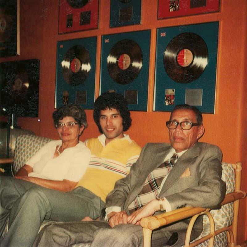 Freddie Mercury 7 Фредди Меркьюри   Великий Притворщик