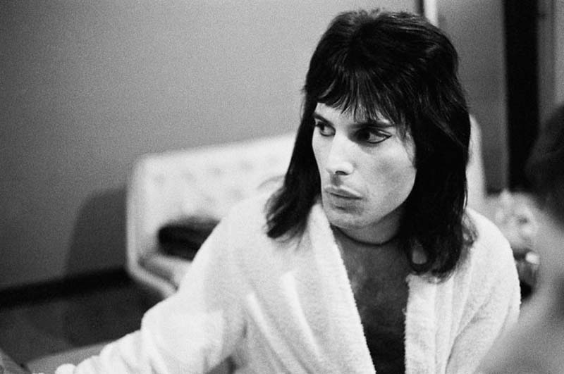 Freddie Mercury 8 Фредди Меркьюри   Великий Притворщик