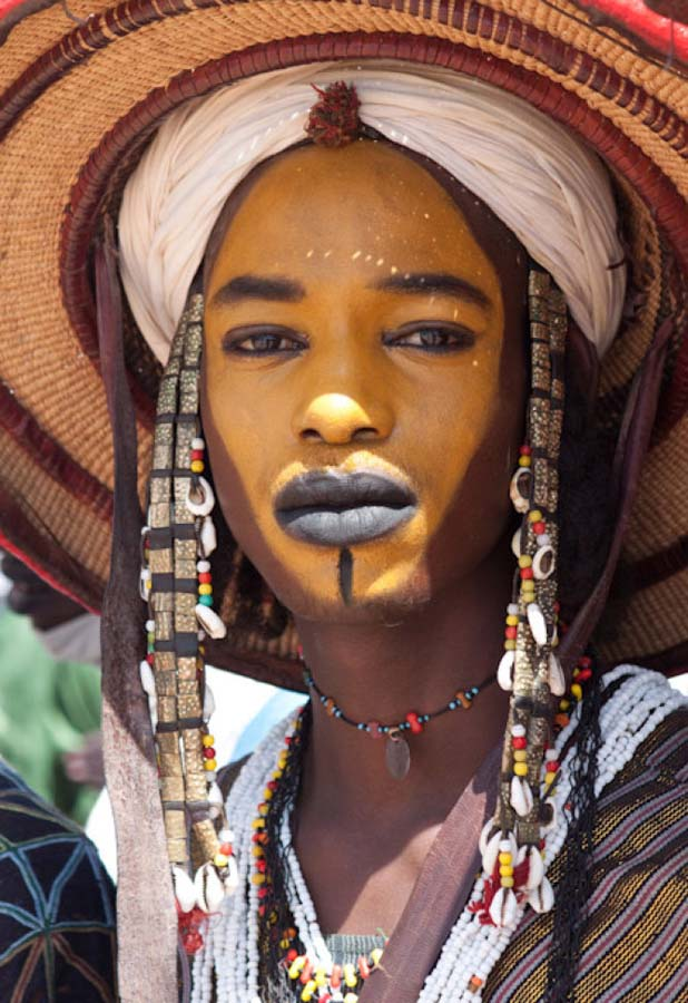 Fulani 10 Красота племени фульбе