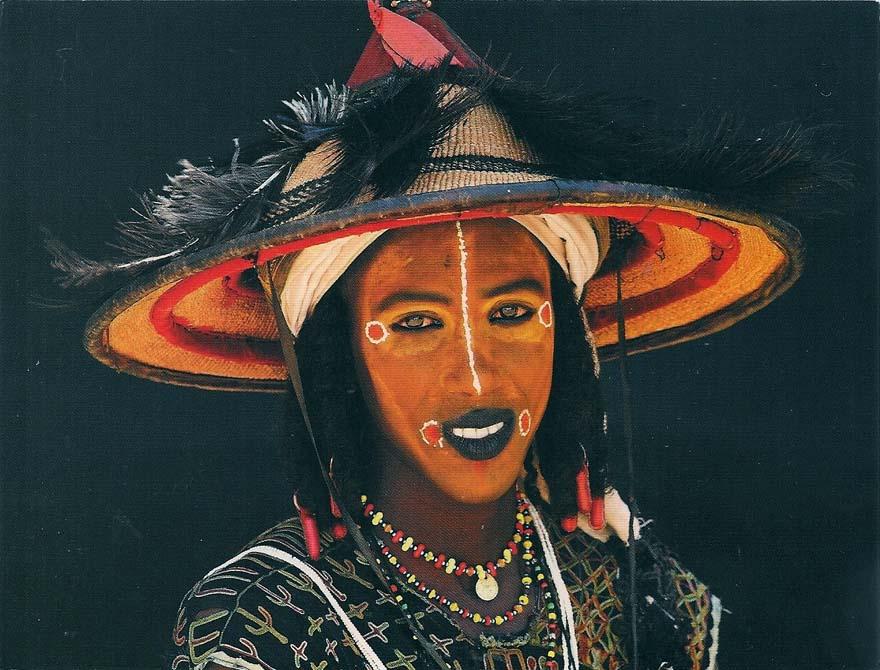 Fulani 11 Красота племени фульбе