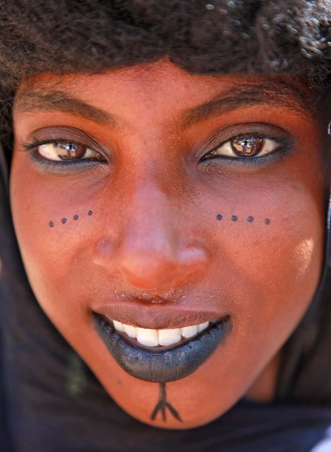 Fulani 12 Красота племени фульбе