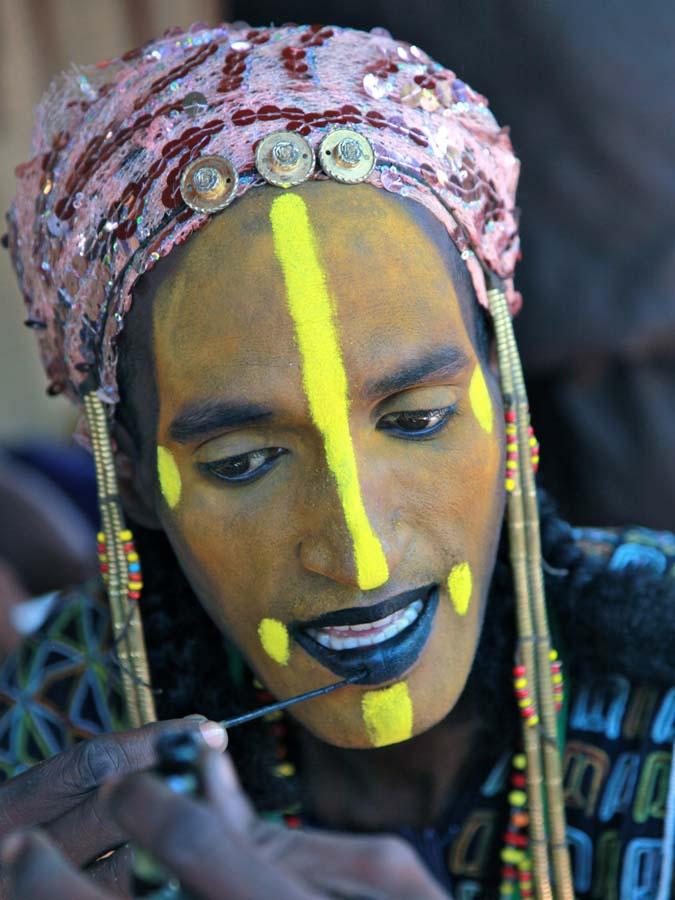 Fulani 2 Красота племени фульбе