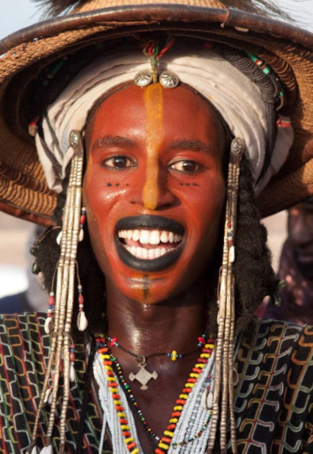 Fulani 3 Красота племени фульбе